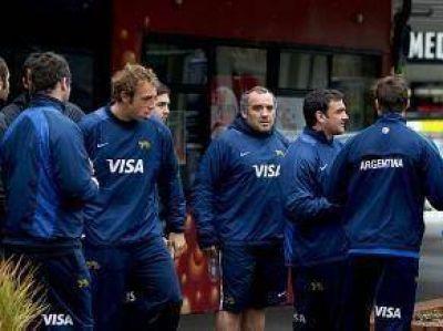 Los Pumas tendrán dos cambios para enfrentar a Australia