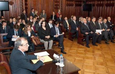 Transferencia de fondos de la Naci�n a C�rdoba creci� 600% en 8 a�os