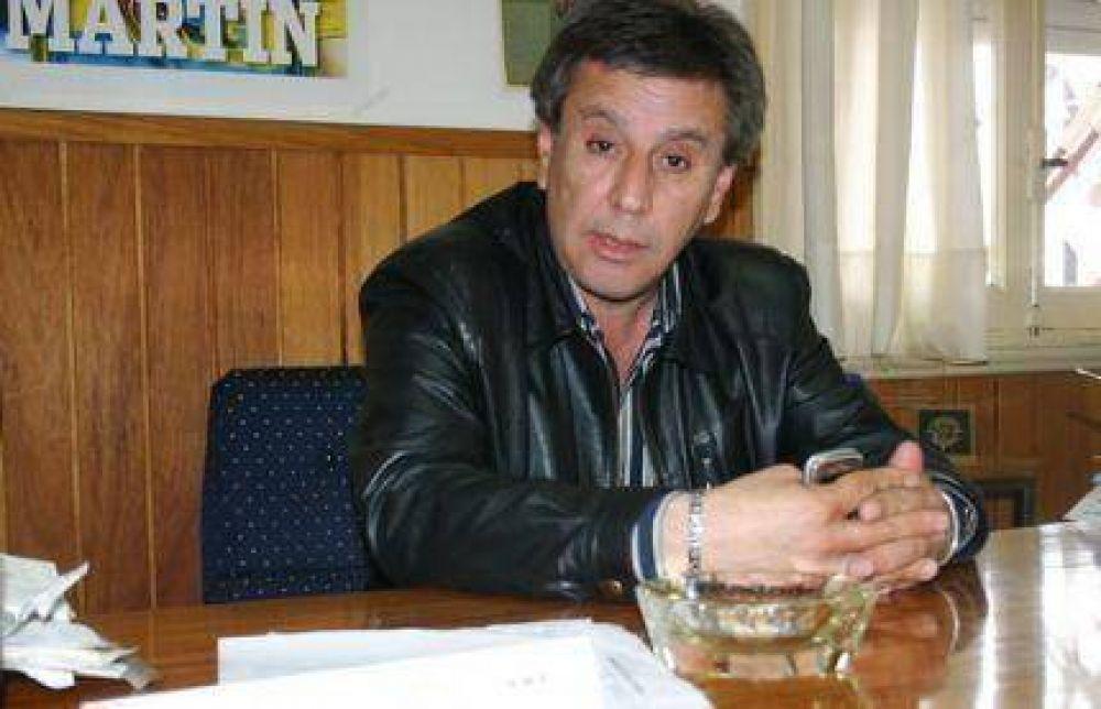 """""""Chucho"""" Páez calificó de """"muy positivo"""" el foro para debatir la regulación del juego en la provincia"""