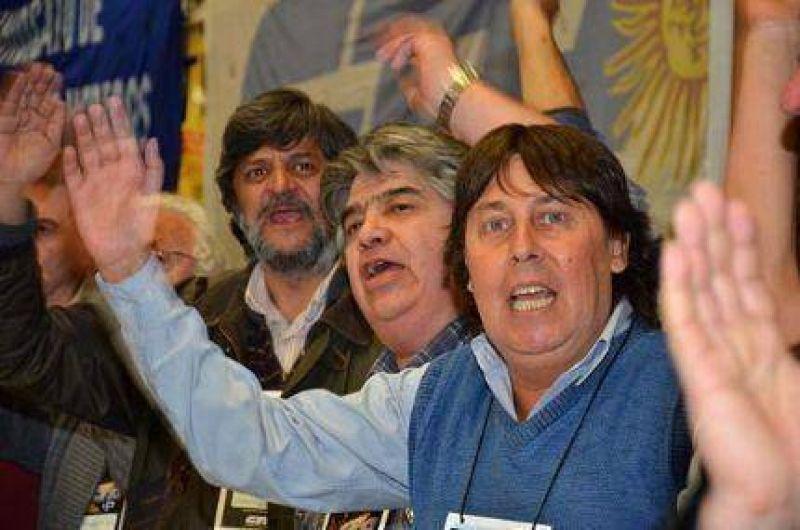 José Rigane en el Primer Encuentro Nacional de Delegados de la Actividad Privada