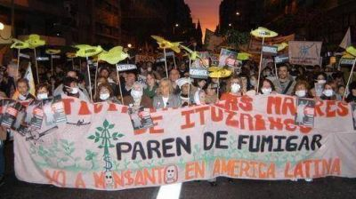 Córdoba vuelve a movilizarse contra la multinacional Monsanto