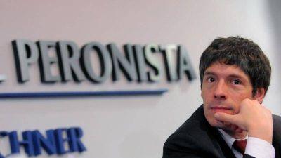 """Para Abal Medina, De la Sota hace """"un show electoral"""""""