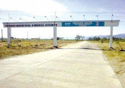 Invertirán $29 millones en el parque industrial de General Güemes