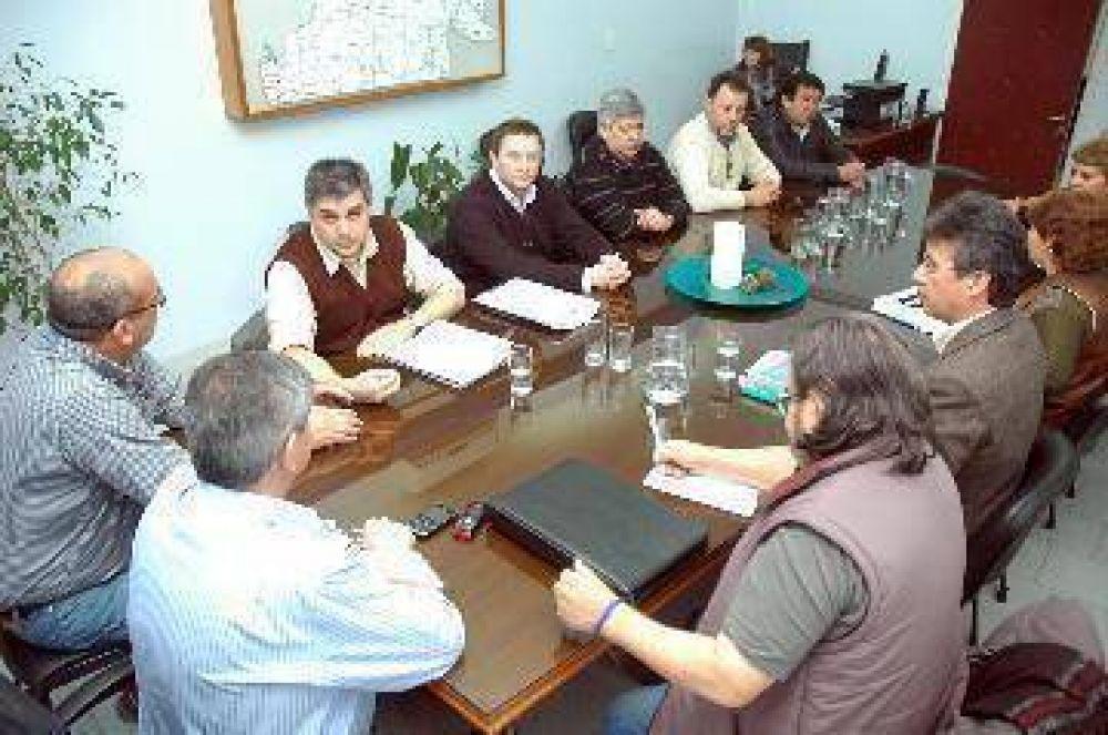 Negociaciones trabadas en Viedma