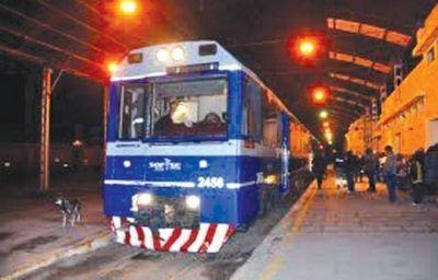 El tren Güemes - Salta tendrá servicio especial para la procesión