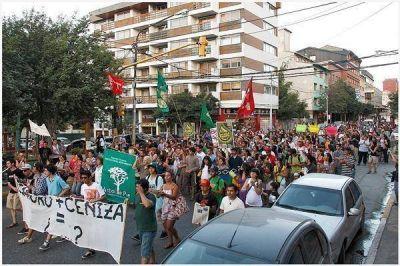 Nueva marcha contra la megaminería