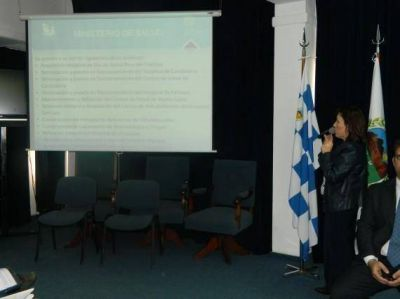 El Ministerio de Salud presentó el Presupuesto 2013 ante Diputados