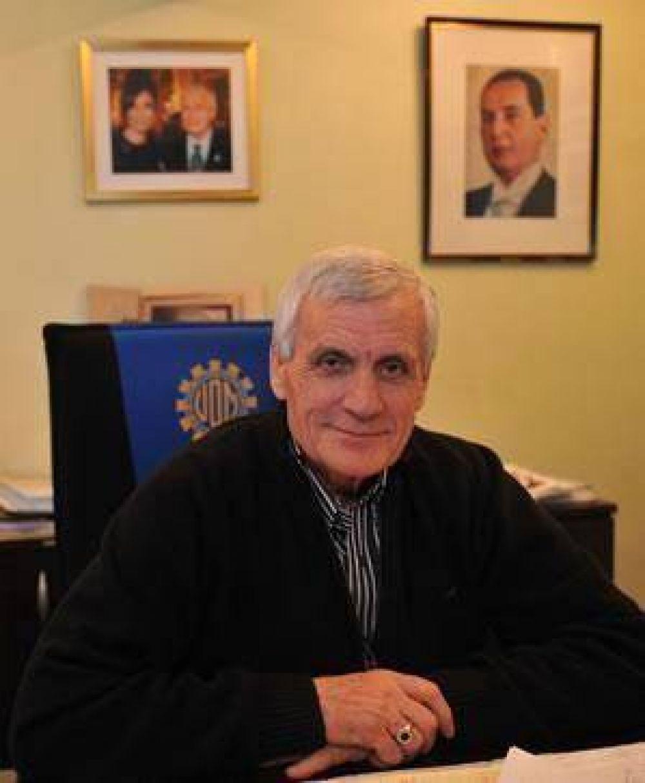 El futuro jefe de la CGT nacional estará en San Juan