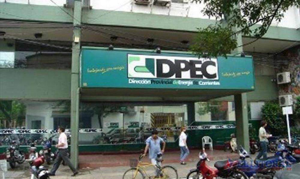 Protesta en Dpec: para el Gobierno se está realizando un sabotaje a la empresa