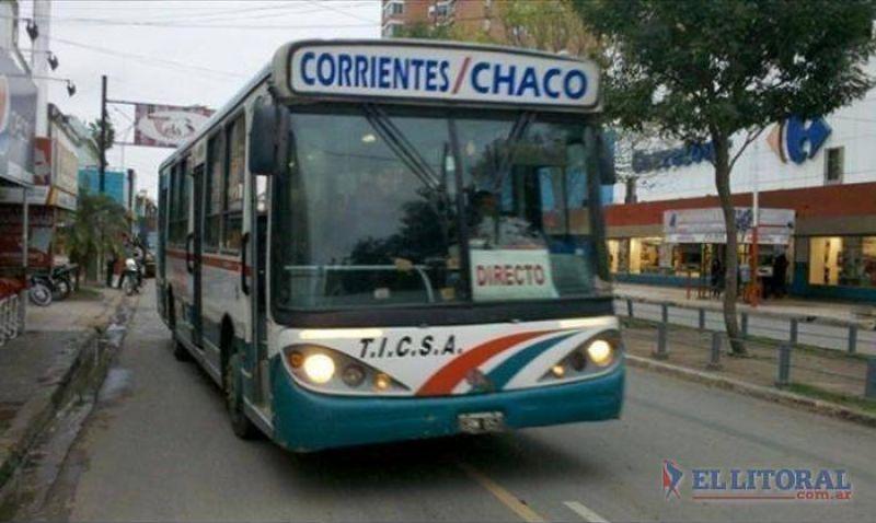 La UTA firma tregua y frena el paro del servicio Corrientes-Chaco hasta el lunes