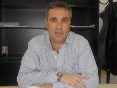 """Keck: """"En nueve meses no hubieron cambios importantes en San Martín"""""""
