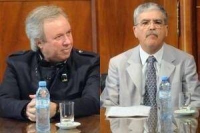 """Peralta dijo que """"De Vido habló como un virtual interventor"""" de la provincia"""