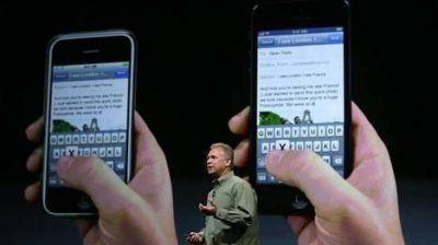 Fin del misterio: Apple presentó el iPhone 5