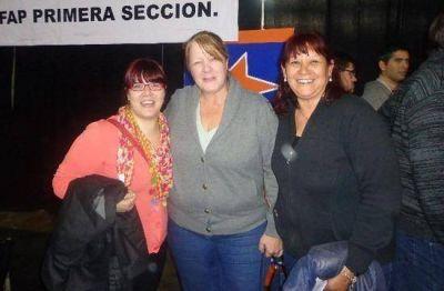 El FAP Campana estuvo presente en el Encuentro de la 1ra. Secci�n Electoral