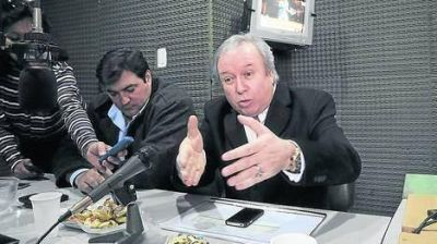"""Peralta denunció una """"operación gigantesca"""" para sacarlo del cargo"""