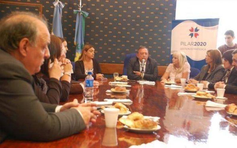 El Municipio subió el básico de los trabajadores comunales a 2.300 pesos