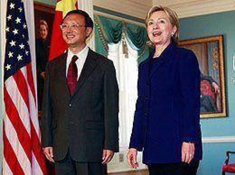 Acuerdo entre EEUU y China para evitar nuevos incidentes navales