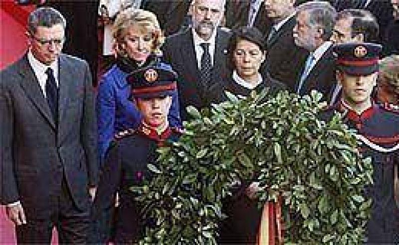España recordó a las víctimas del 11-M