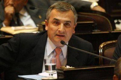 """En el senado: Gerardo Morales duro contra Milagro Sala, """"La Tupac Amaru ha mutando en organización mafiosa"""""""