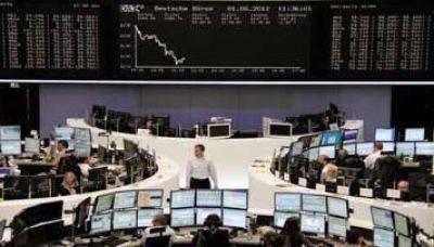 Bolsas europeas ceden a la espera de decisiones de la Reserva Federal