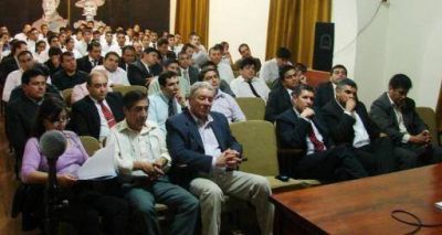 Autoridades judiciales y policiales debatieron sobre la nueva Ley de Seguridad