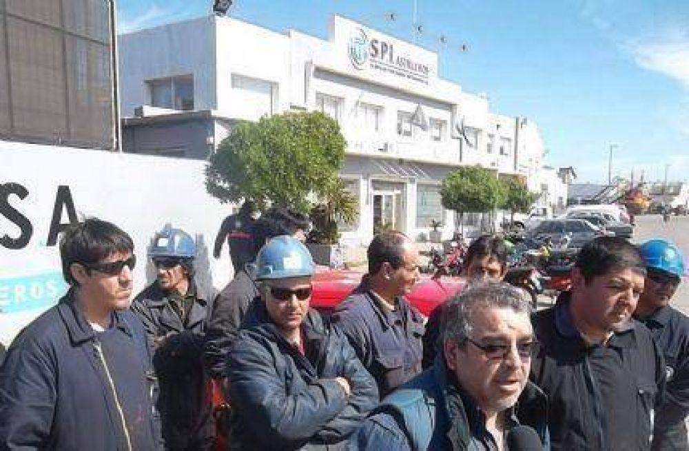 Barras bravas de Aldosivi tratan de impedir eleccion en el SAON