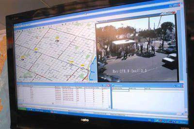 El sistema de control monitoreado instala otro concepto de la prevención