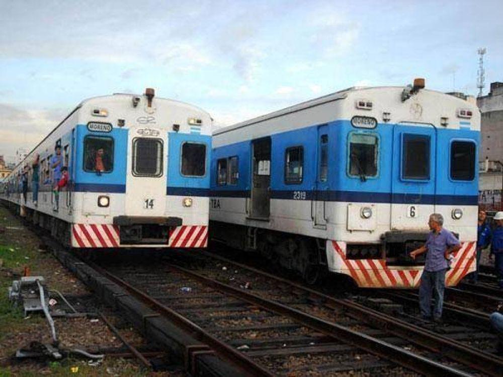 Continúa el paro ferroviario y miles de usuarios ven afectado el regreso a casa