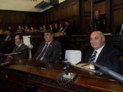Tomassi en la Unión de Parlamentarios del Mercosur