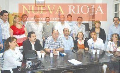 Desembarca en La Rioja el brazo sindical de la UCR
