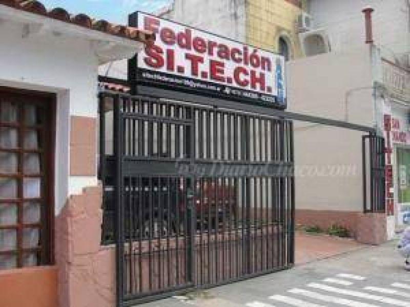 SITECH Federaci�n va a paro martes y mi�rcoles por diversos reclamos