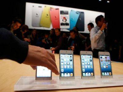 iPhone 5, al rescate del crecimiento de EEUU