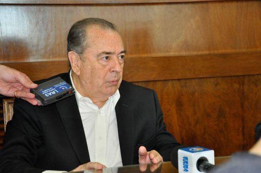 Ley de Hidrocarburos: el veto del gobernador Jorge pone en vilo el clima político