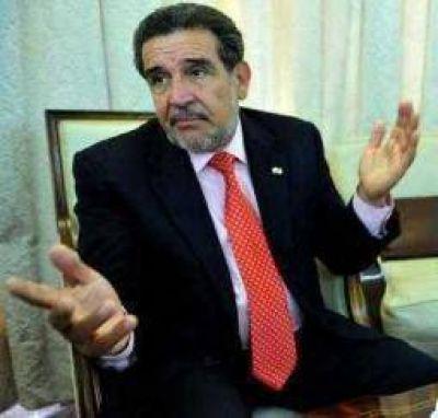 Beder Herrera negó estar pensado ir por la re-reelección en el 2015