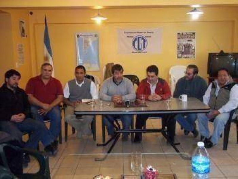 Gremios sientan posturas para defender el IPAUSS y la coparticipación de los Municipios