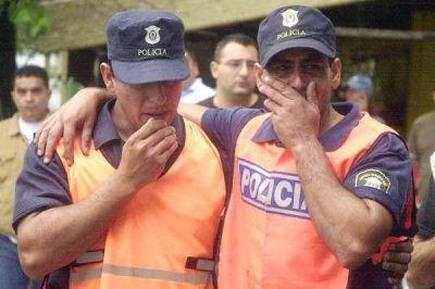 Hay malestar en la policía bonaerense