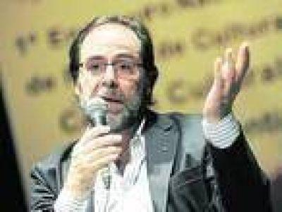 """Jorge Coscia: """"Nosotros sabemos tomar las calles, a Cristina no la van a tocar"""""""