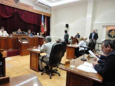 Proyectos aprobados 24º sesión del Concejo Deliberante de la Capital