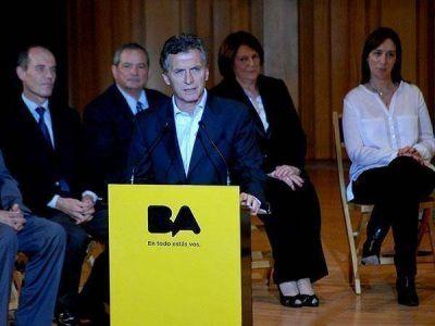"""Abal Medina """"es un maleducado"""" y su reacción es """"imperdonable"""", según Macri"""