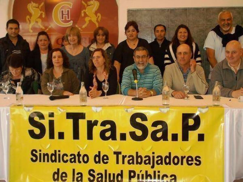 """Se lanz� oficialmente el Sitrasap: """"Dejamos de ser los ilegales"""", dijo Ortellado"""