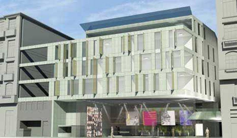El nuevo edificio de la Biblioteca del Congreso ser�