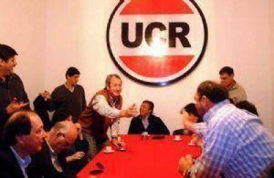 La UCR no apoyará la reelección del gobernador