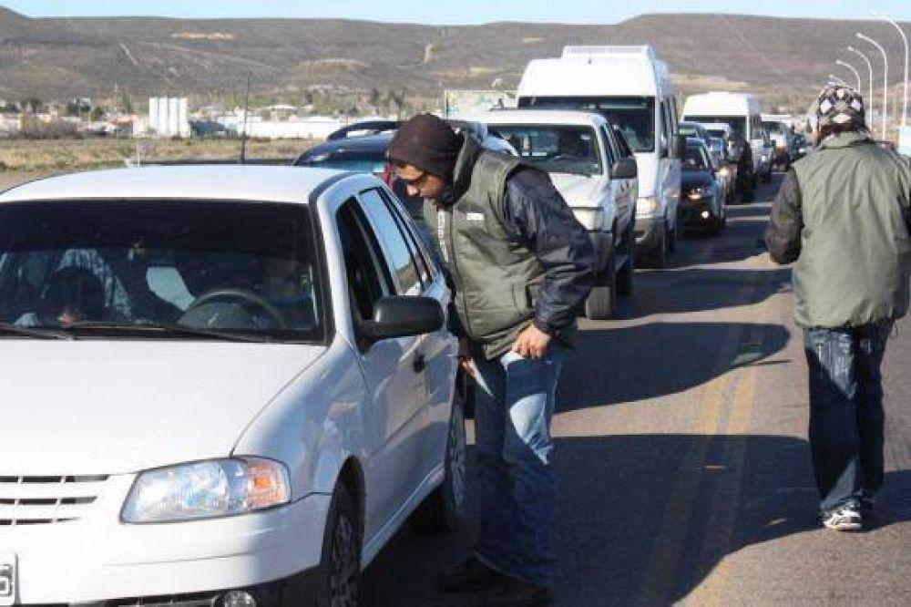 Camioneros quieren cobrar las asignaciones familiares