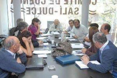 El Comité de Cuenca se reunirá la próxima semana para tratar temas clave