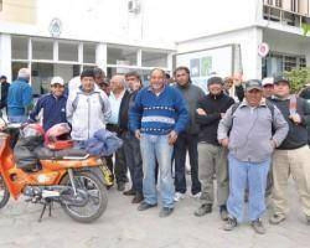 La oferta de Ana María no convenció a los trabajadores municipales