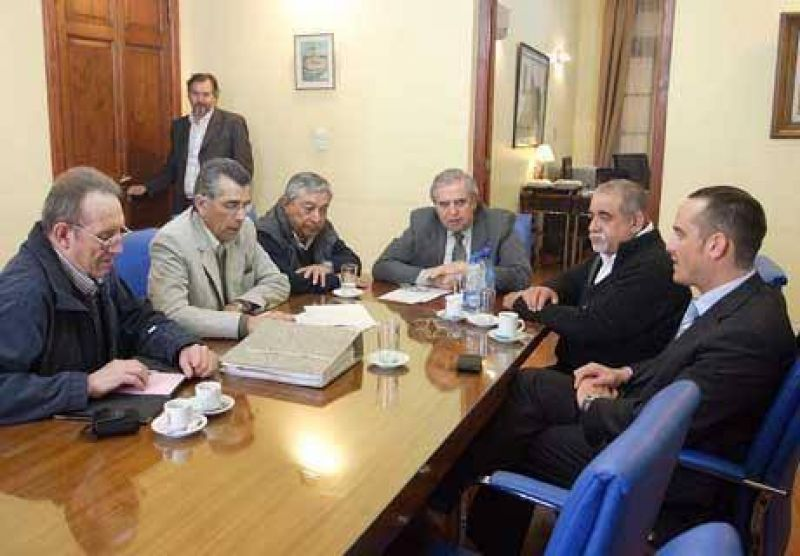 Jubilados bancarios rionegrinos podr�an pasar al PAMI