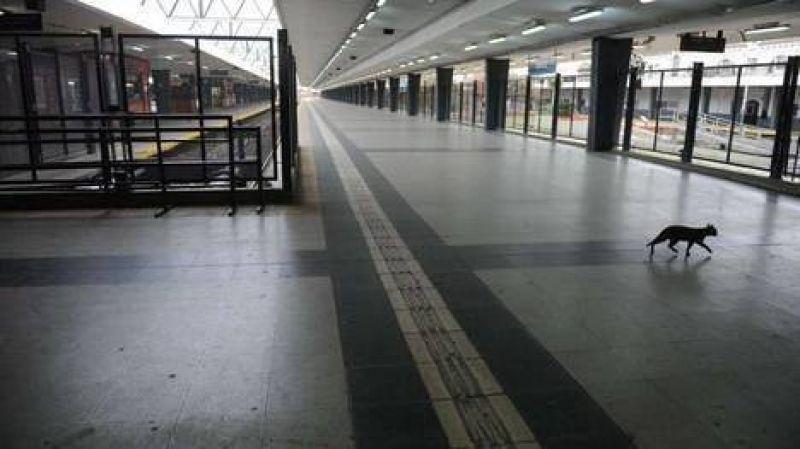 Reponen los trenes que faltaban y vuelve a funcionar el Sarmiento