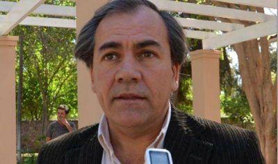 """""""Voy a hacer lo imposible para que el gobernador Beder Herrera siga conduciendo nuestro destino"""""""