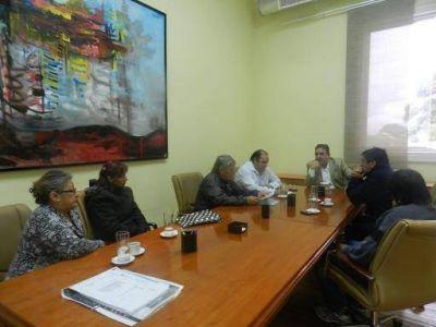 La comuna va a brindar asistencia integral a la familia de Leandro Centeno