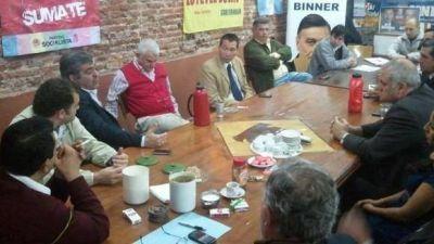 La UCR y el FAP se unen contra la re-reelección y buscan consolidar una alianza
